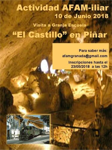 Excursión Cuevas de PiñarJunio 2018
