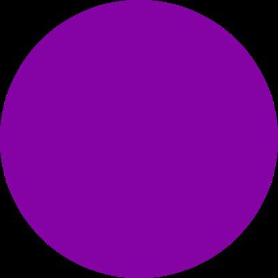 circulo morado