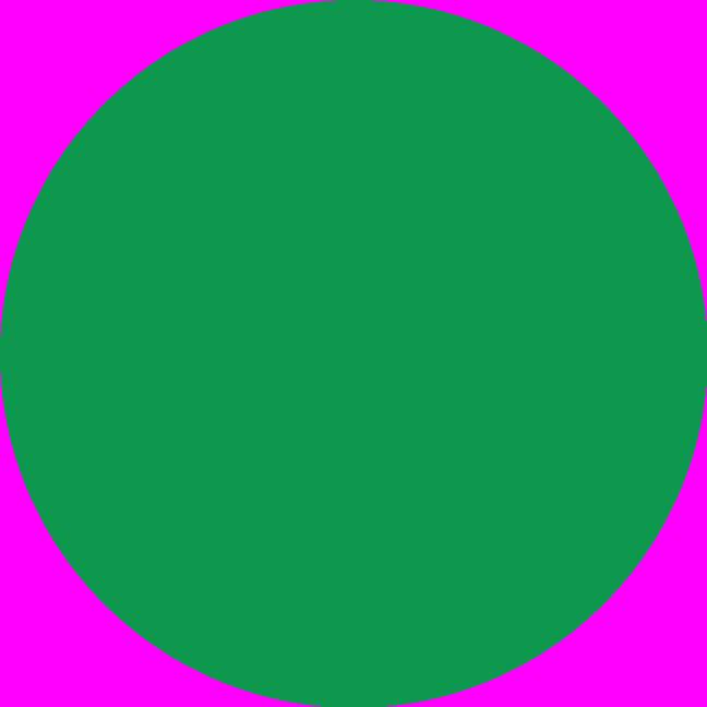 color 6 redondo