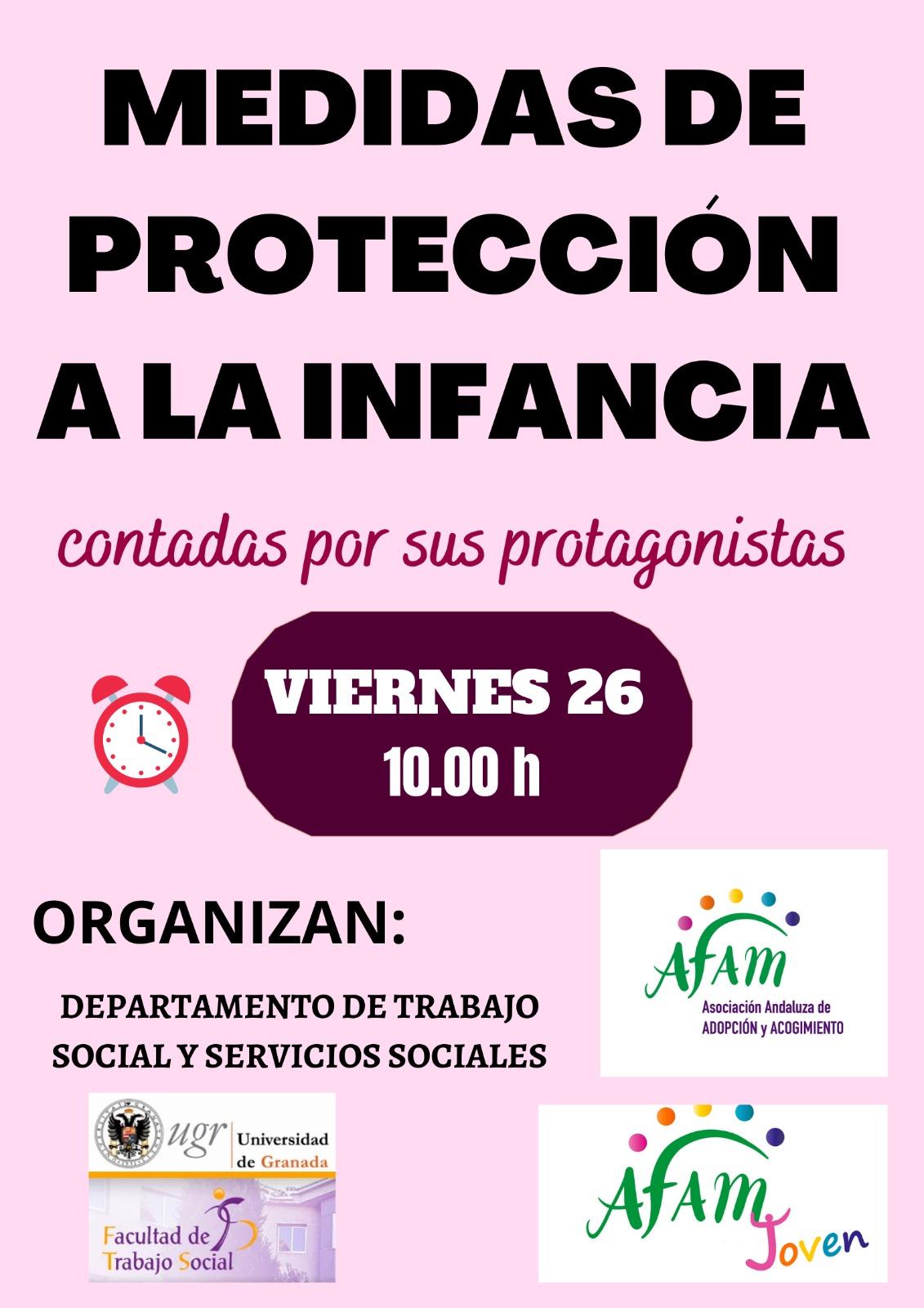 PROTECCION A LA INFANCIA CONTADA POR SUS PROTAGONISTAS